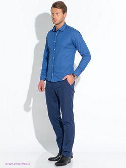 Рубашки BAWER                                                                                                              синий цвет
