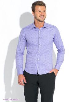 Рубашки BAWER                                                                                                              фиолетовый цвет