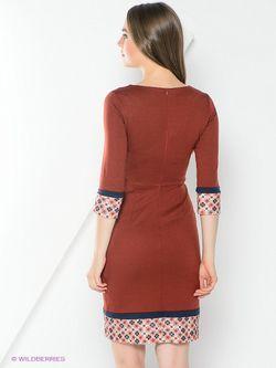 Платья La Fleuriss                                                                                                              коричневый цвет