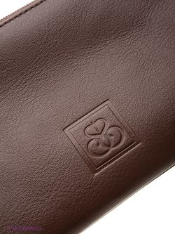 Кошельки Esse                                                                                                              коричневый цвет