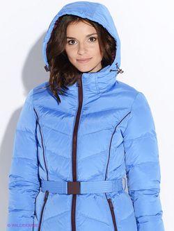 Пальто SNOWIMAGE                                                                                                              синий цвет