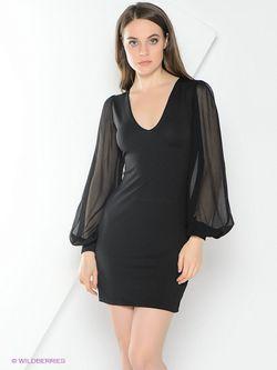 Платья Lussotico                                                                                                              черный цвет