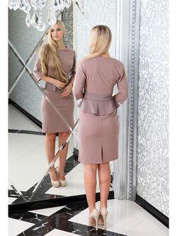 Платья Lussotico                                                                                                              бежевый цвет