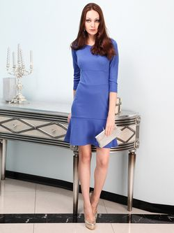 Платья Lussotico                                                                                                              синий цвет