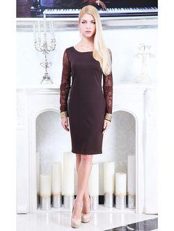 Платья Lussotico                                                                                                              коричневый цвет
