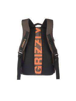 Рюкзаки Grizzly                                                                                                              коричневый цвет
