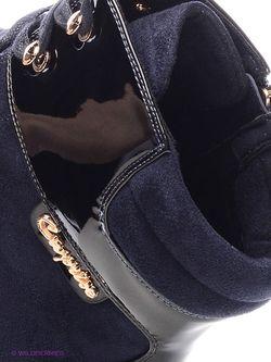 Ботинки Inario                                                                                                              синий цвет