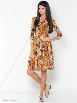 Платья Культ платья BRACEGIRDLE                                                                                                              коричневый цвет