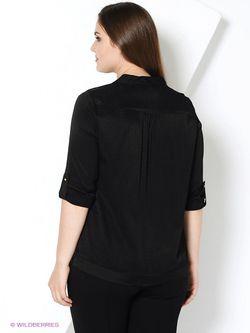 Блузки Violeta by Mango                                                                                                              черный цвет