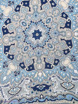 Платья Violeta by Mango                                                                                                              голубой цвет