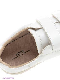 Туфли Mango                                                                                                              белый цвет