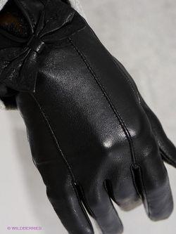 Перчатки Mango                                                                                                              чёрный цвет