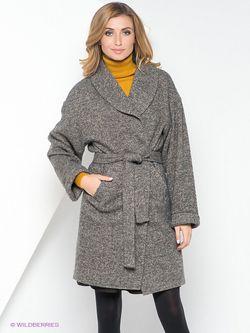 Пальто Katerina Bleska&Tamara Savin                                                                                                              серый цвет