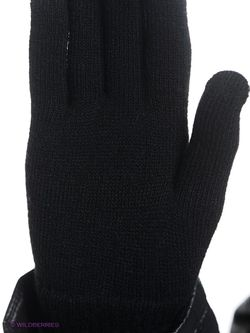 Перчатки Oodji                                                                                                              чёрный цвет