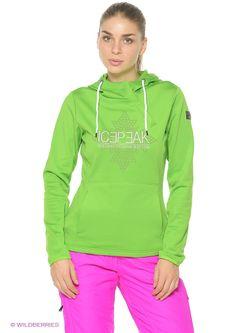 Толстовки Icepeak                                                                                                              зелёный цвет