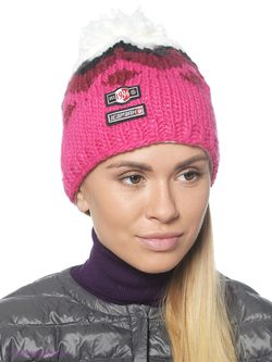 Шапки Icepeak                                                                                                              розовый цвет