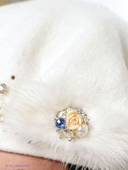 Береты Avanta                                                                                                              белый цвет