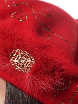Береты Avanta                                                                                                              красный цвет