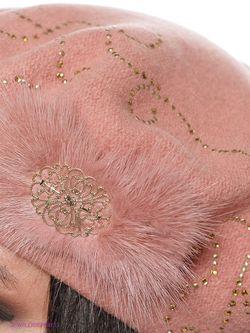 Береты Avanta                                                                                                              розовый цвет