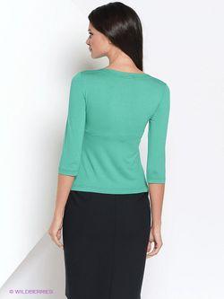Лонгслив Mondigo                                                                                                              зелёный цвет