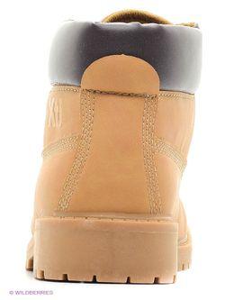 Ботинки Xti                                                                                                              коричневый цвет
