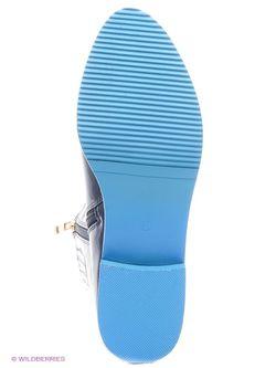Сапоги Vivian Royal                                                                                                              синий цвет