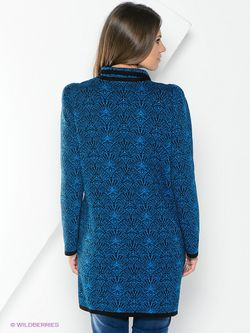 Пальто Milana Style                                                                                                              синий цвет