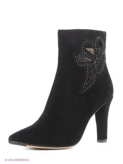 Полусапожки Evita                                                                                                              черный цвет
