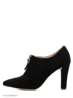 Туфли Evita                                                                                                              черный цвет