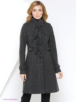 Пальто Socrat                                                                                                              серый цвет