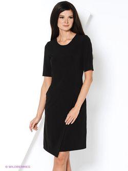 Платья КАЛIНКА                                                                                                              чёрный цвет
