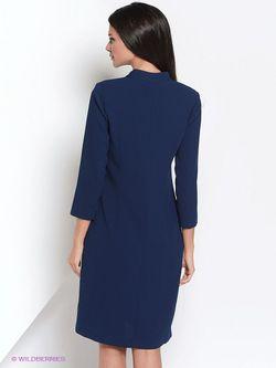 Платья КАЛIНКА                                                                                                              синий цвет