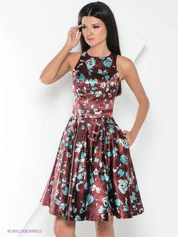Платья Mary Mea                                                                                                              Терракотовый, Бирюзовый цвет