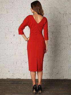 Платья Fashion.Love.Story.                                                                                                              Терракотовый цвет