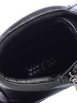 Ботинки Wasco                                                                                                              черный цвет