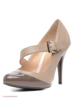 Туфли Moda Donna                                                                                                              серый цвет