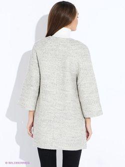Пальто Love Republic                                                                                                              серый цвет