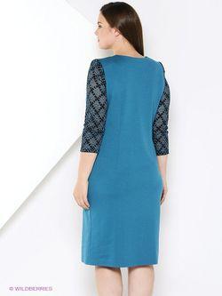 Платья Полина                                                                                                              синий цвет