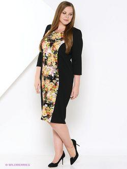 Платья Полина                                                                                                              чёрный цвет