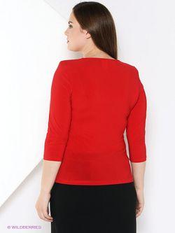 Блузки Полина                                                                                                              красный цвет
