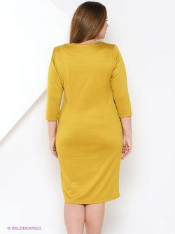 Платья Полина                                                                                                              Горчичный цвет