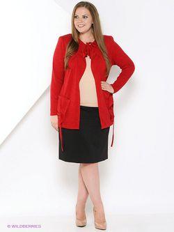 Жакеты Полина                                                                                                              красный цвет