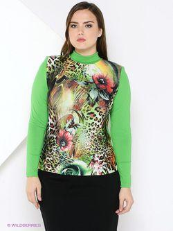 Блузки Полина                                                                                                              Салатовый цвет