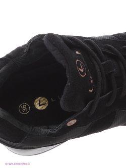 Кроссовки Luhta                                                                                                              черный цвет
