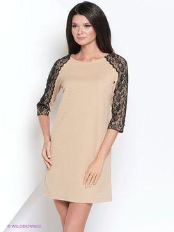 Платья Barcelonica                                                                                                              бежевый цвет