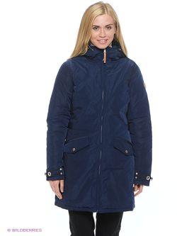 Пальто Luhta                                                                                                              синий цвет