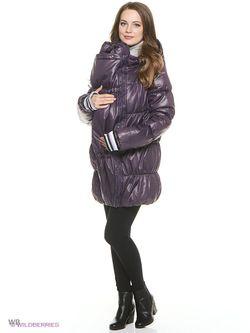 Куртки Mum`s Era                                                                                                              Сливовый цвет