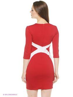 Платья ZAYKINS                                                                                                              красный цвет