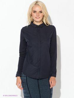 Блузки Calvin Klein                                                                                                              синий цвет