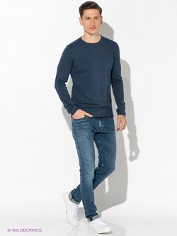 Джемперы Calvin Klein                                                                                                              синий цвет